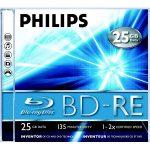 Philips BD-RE25 25Gb 2x újraírható Blu-Ray lemez