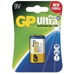 GP Ultra Plus 9V (6LF22) elem 1db/bliszter
