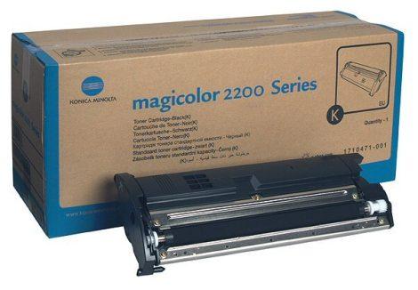 mc 2200/2210 fekete festék kazetta