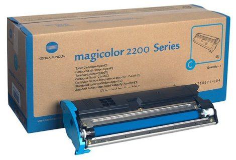mc 2200/2210 cián festék kazetta