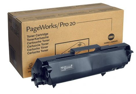 PagePro 20 festék és előhívó modul