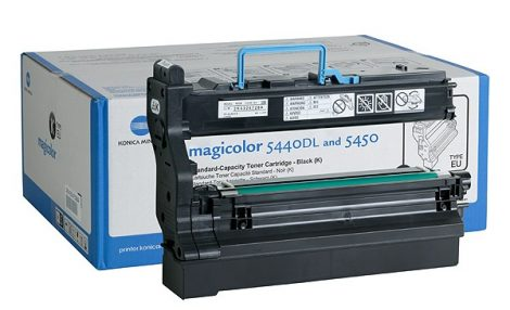 mc 5440DL/5450 nagy kapacitású fekete előhívó modul