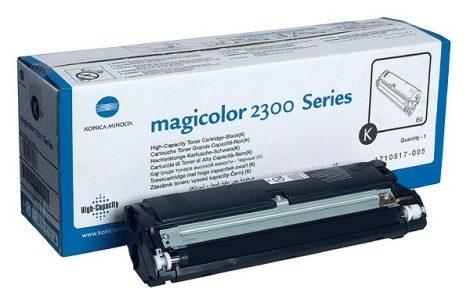 mc 2300 széria nagy kapacitású fekete festék kazetta