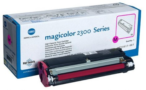 mc 2300 széria normál kapacitású bíbor festék kazetta