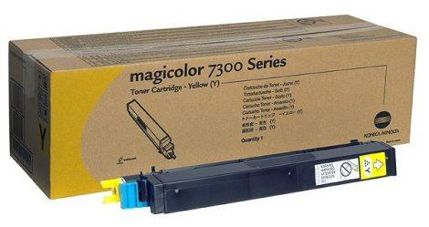 mc 7300 sárga festék kazetta