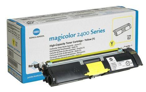 mc 2400/2500 széria nagy kapacitású sárga festék kazetta