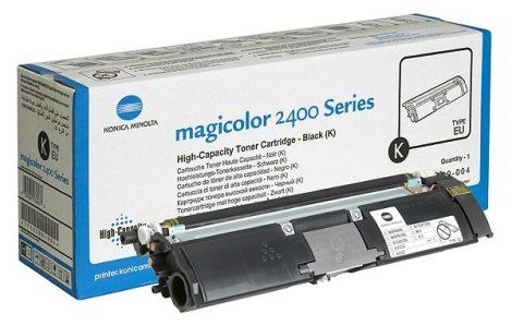 mc 2400/2500 széria nagy kapacitású fekete festék kazetta