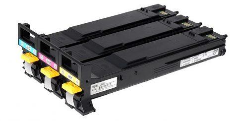 mc 55xx/56xx széria nolmál kapacitású színes festék kazetta készlet