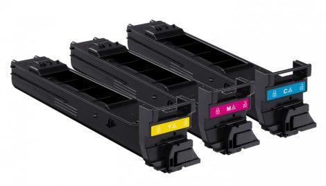 mc 46xx széria nagy kapacitású színes festék kazetta készlet
